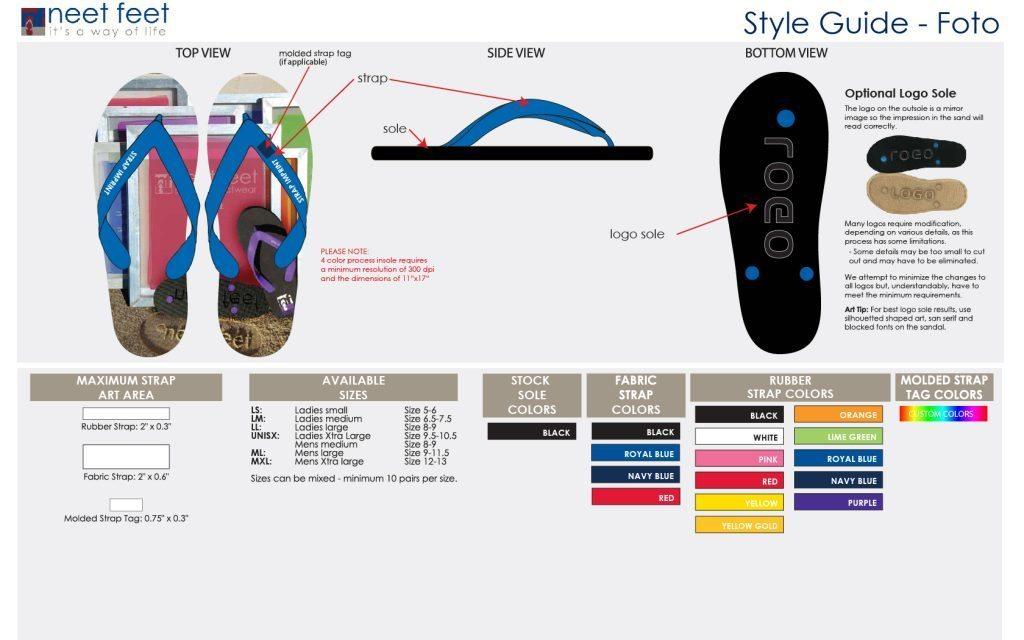 Foto Style Guide