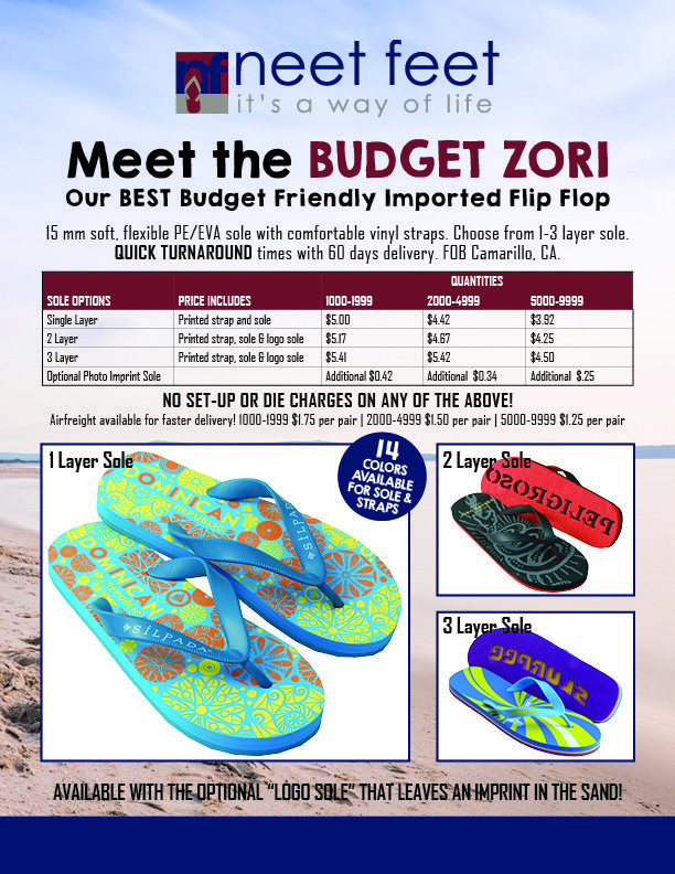 Budget Zori: Best Budget Friendly Flip Flop
